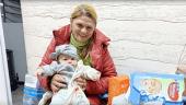 В Бишкекской епархии организовали регулярную раздачу гуманитарной помощи нуждающимся