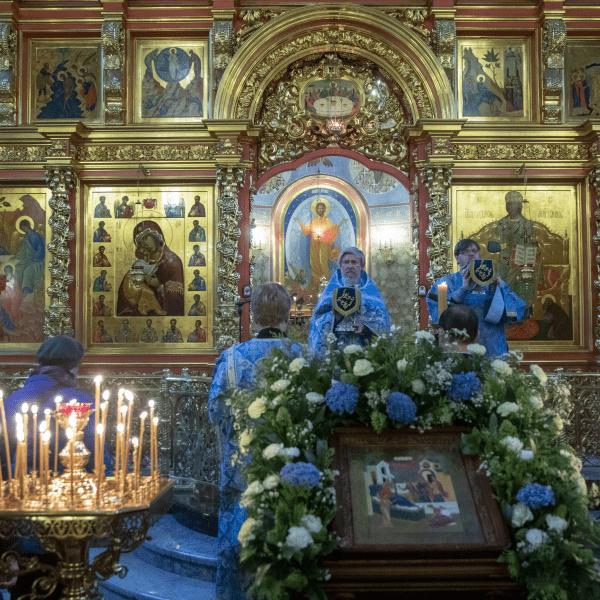 Рождество Пресвятой Владычицы нашей Богородицы и Приснодевы Марии. Фото и видео
