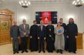 В ОЦАД завершила работу VII Международная патриcтическая конференция «Святитель Амвросий Медиоланский и его богословское наследие»