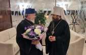 Патриарх-Католикос Гарегин II прибыл в Москву по приглашению Святейшего Патриарха Кирилла
