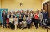 Белорусский экзархат проводит в Минске семинар «Актуальные тренды семейно-демографического развития: причинно-следственные связи»