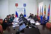 Ответственный секретарь Синодального комитета по взаимодействию с казачеством принял участие в съезде Союза казачьей молодежи России