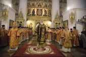 В Ярославле состоялись торжества, посвященные 1030-летию учреждения епархии на Ярославской земле