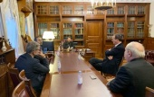 Митрополит Волоколамский Иларион встретился с представителями Общины святого Эгидия