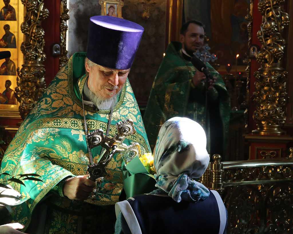 Преставление прп. Сергия, игумена Радонежского, всея России чудотворца. Престольный праздник